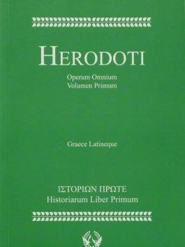 Herodoti Operum Omnium Volumen Primum