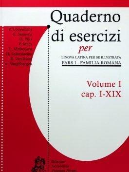 QUADERNO D'ESERCIZI I (CAP. I-XIX)