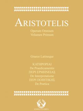 Aristotelis Operum Omnium Volumen Primum