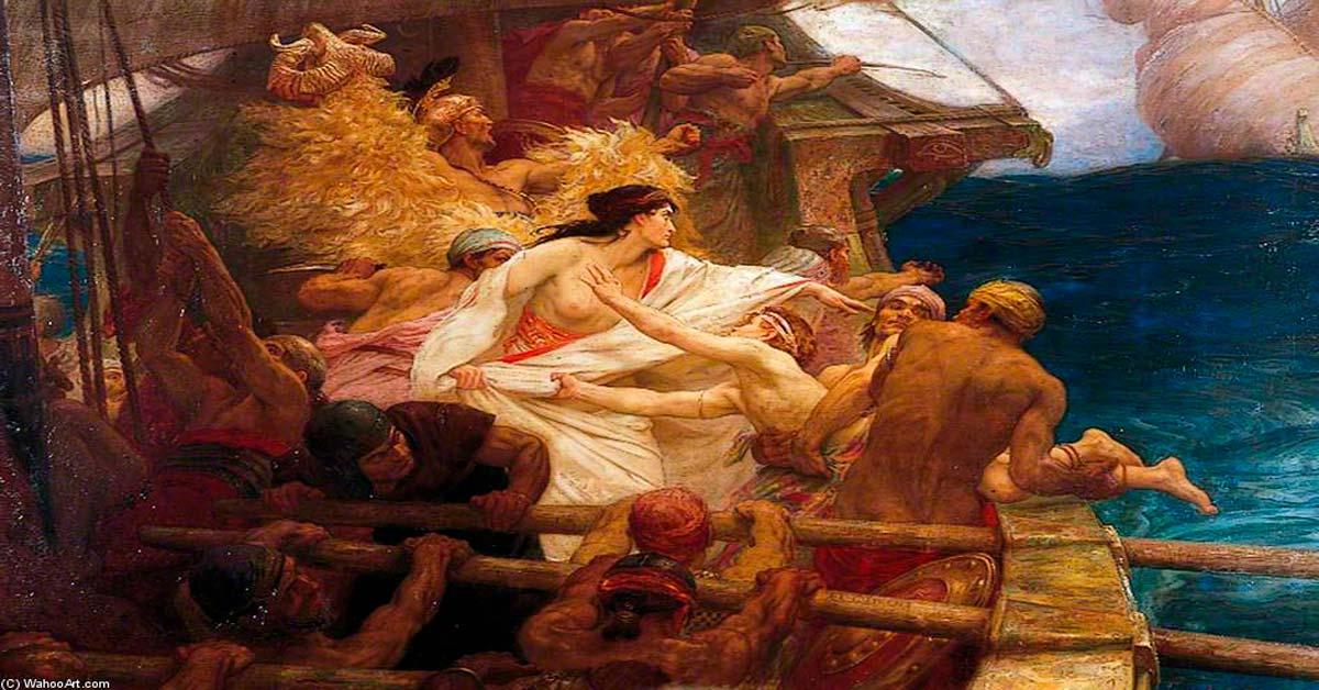 Literatura Grega – Parte III: A Poesia Sacerdotal – Os Pelasgos