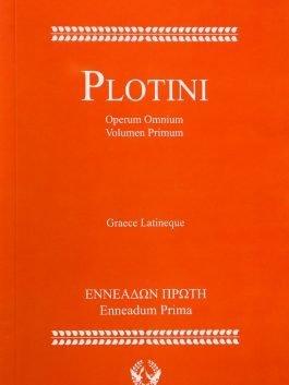 Plotini Operum Omnium Volumen Primum